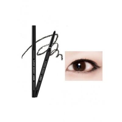 Missha Super Skinny Liner Deep Black Карандаш для глаз гелевый черный, 0,07 гр.