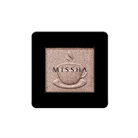 Missha Modern Shadow Chocolate Beige Компактные тени для век сияющие, SBE03, 2 гр.