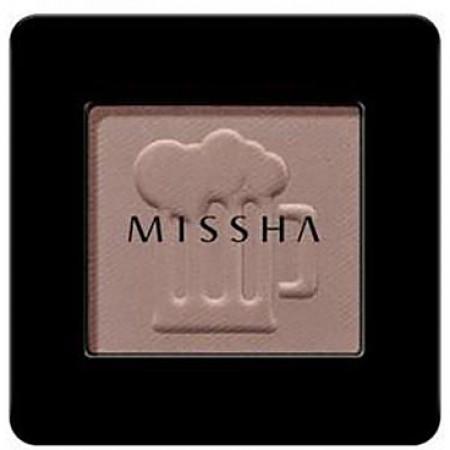 Missha Modern Shadow Honey Potato Компактные тени для век матовые, MBR07, 2 гр.