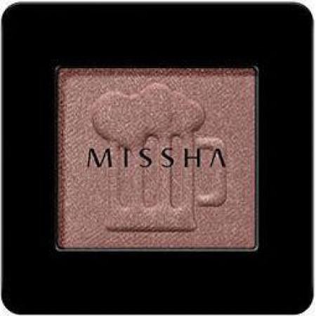 Missha Modern Shadow Grapefruit Beer Компактные тени для век матовые, MCR06, 2 гр.