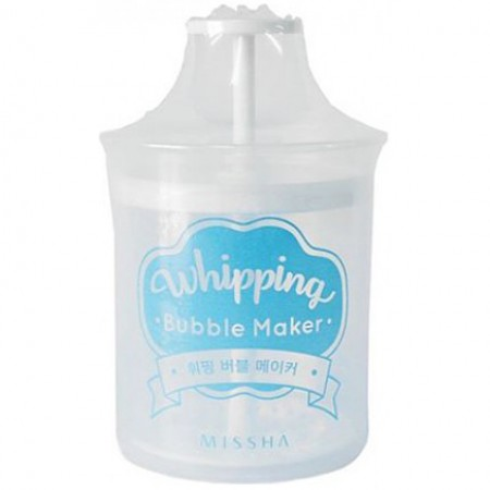 Missha Whipping Bubble Maker Аэратор для взбивания пены, 1 шт.