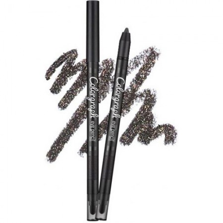 "Missha Colorgraph Eye Pencil Black Queen Карандаш для глаз ""Черная Королева"", 0,4 гр."