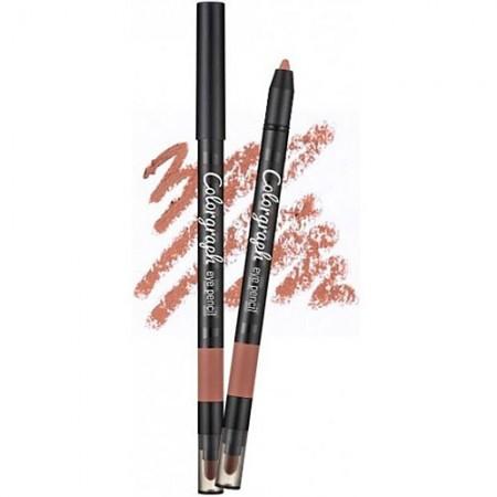 "Missha Colorgraph Eye Pencil Rosy Bronze Карандаш для глаз "" Розовый Бронз"", 0,4 гр."