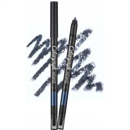 "Missha Colorgraph Eye Pencil Midnight Dream Карандаш для глаз "" Сон в Полночь"", 0,4 гр."