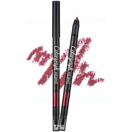 "Missha Colorgraph Eye Pencil Charm Карандаш для глаз "" Коралловый Шарм "", 0,4 гр."