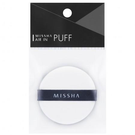 Missha Air in Puff Спонж для макияжа для нанесения тонального крема, 1 шт.