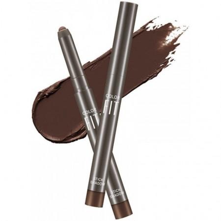 Missha Color Fit Stick Shadow Cacao Pound Тени-карандаш для век, 1,1 гр.