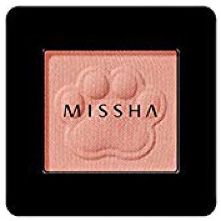 Missha Modern Shadow Peach Компактные тени для век матовые, MCR10, 2 гр.