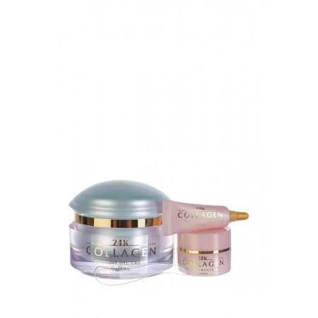 Missha 24K Collagen Увлажняющий гель-крем, 50 мл