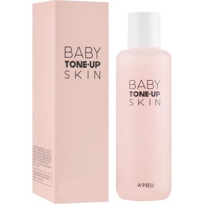 A'PIEU Baby Tone-up Тонер, 160 мл