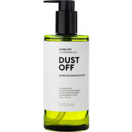 Missha Super Off Гидрофильное масло (Защита от пыли), 305 мл