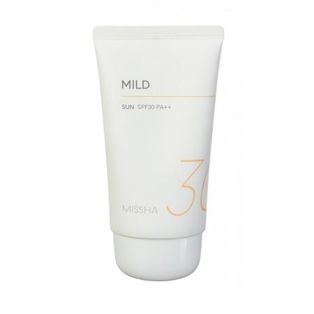 Missha All Around Мягкий солнцезащитный крем SPF30/PA ++, 50 мл