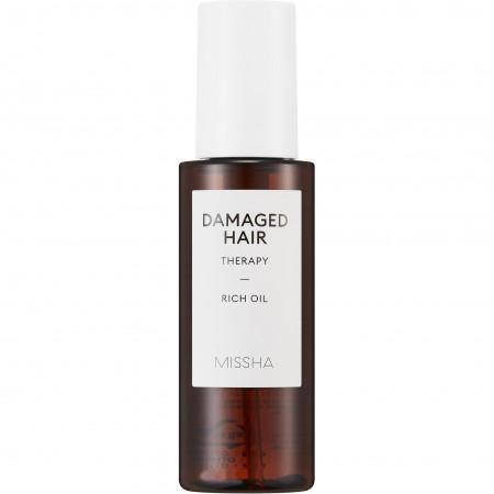 Missha Damaged Hair Therapy Rich Oil Масло для поврежденных волос, 80 мл.