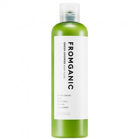 Missha Fromganic Body Soap Green Shower Гель для душа, 300 мл.