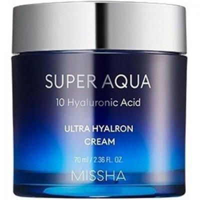 Missha Super Aqua Ultra Hyalron Крем, 70 мл
