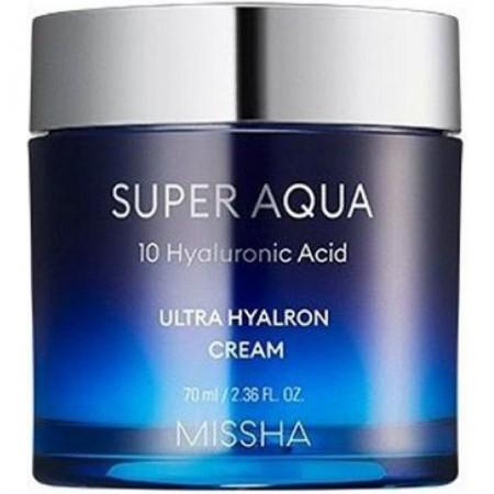 Missha Super Aqua Ultra Hyalron Крем для лица, 70 мл