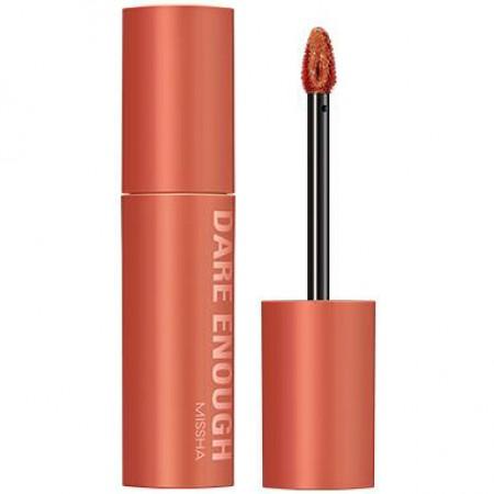 Missha Dare Lip Tint Moist Velvet Miss Hazel Тинт для губ бархатный, CR03, 4,4 гр.