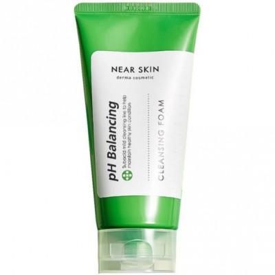 Missha Near Skin pH Balancing Cleansing Foam Очищающая пена, 150 мл