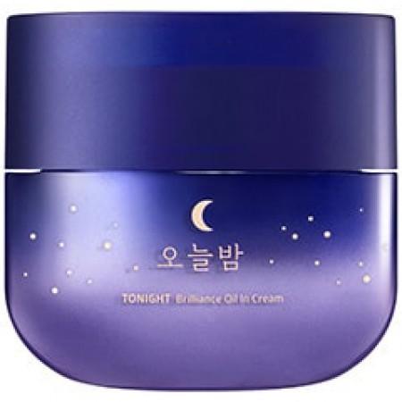 Missha Tonight Brilliance Oil In Cream Ночной крем для лица, 50 мл.
