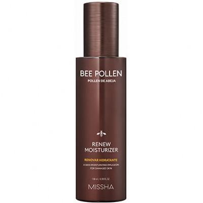 Missha Bee Pollen Renew Intense Увлажнитель для лица, 130 мл