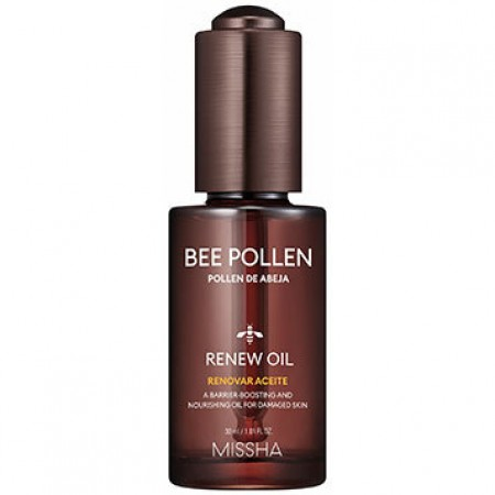 Missha Bee Pollen Renew Intense Масло для лица, 30 мл