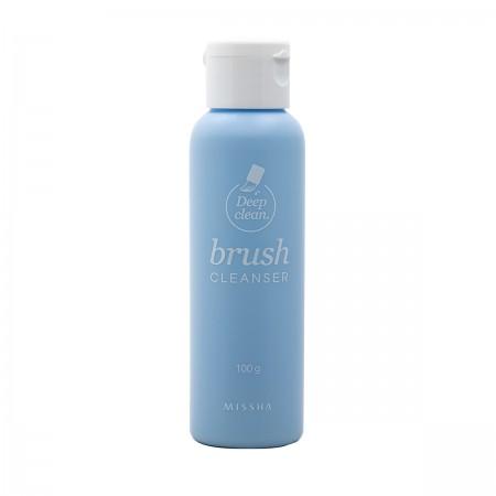 Missha Deep Clean Brush Cleanser Средство для очистки кистей, 100 гр.