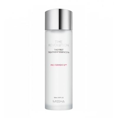 Missha Time Revolution The First Treatment Essence Эссенция-тонер для лица восстанавливающий, 150 мл