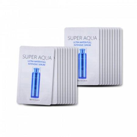 Missha Мини-версия Увлажнаяющий серум Super Aqua Ultra Water-Full Intensive Serum 1 мл