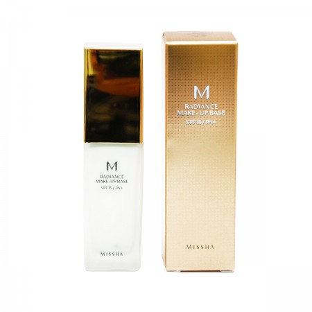 Missha База под макияж M Radiance Makeup Base SPF15/PA+ (No.1/Green)