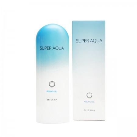 Missha Гель пилинг Super Aqua Oxygen Micro Essence Peeling 100 мл