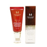Missha BB-крем M Perfect Cover №29 карамельный беж, 50 мл