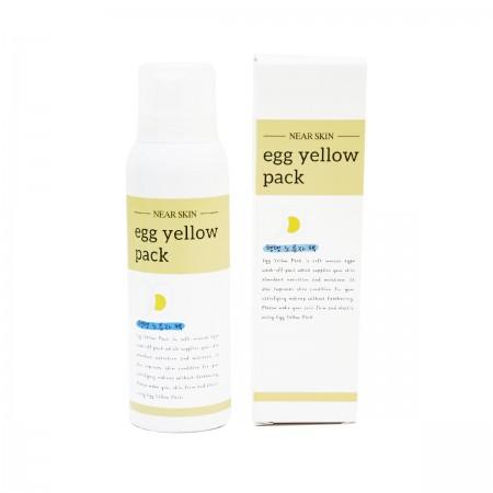 Missha Маска - мусс Nearskin Egg Yellow Pack