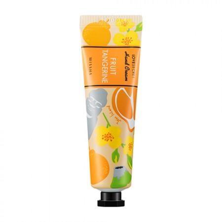 Missha Крем для рук Love Secret Fruit Tangerine, 30 мл