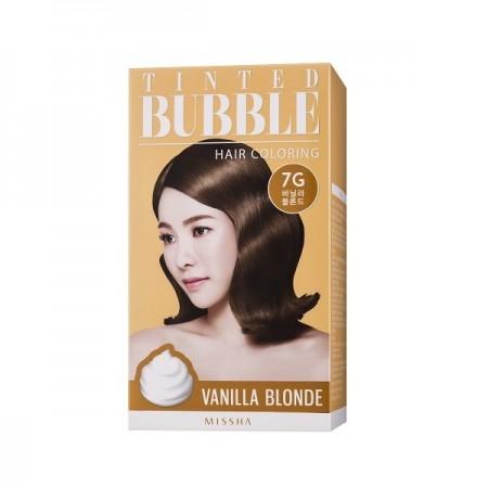 Missha Краска-пенка для волос - цвет Светлая ваниль, 400 мл
