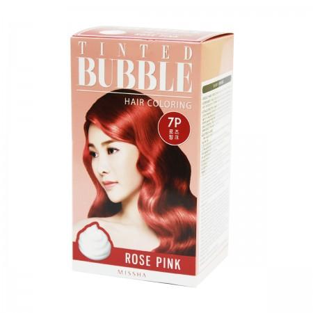 Missha Краска-пенка тонирующая для волос - цвет Розовый рассвет, 1 уп.