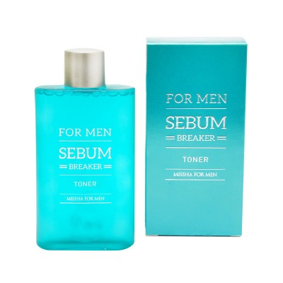 Missha Тонер для лица For Men Sebum Breaker Toner