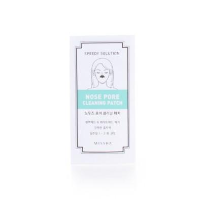 Missha Патчи для кожи на носу Nose Pore Cleaning Speedy Solution