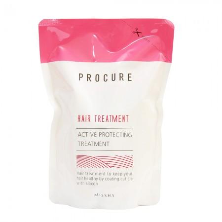 Missha Защитная маска JProcure Active Protecting Treatment Large Volume Ref Для окрашенных волос, 1100 мл