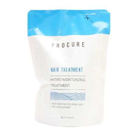Missha Увлажняющая маска Procure Hydro Moisturizing Treatment Large Volume Re Для обезвоженных и жестких волос, 1100 мл