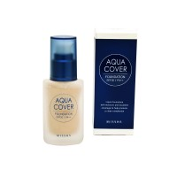 Missha Тональная основа Aqua Cover Foundation SPF20/PA++ (No.13)