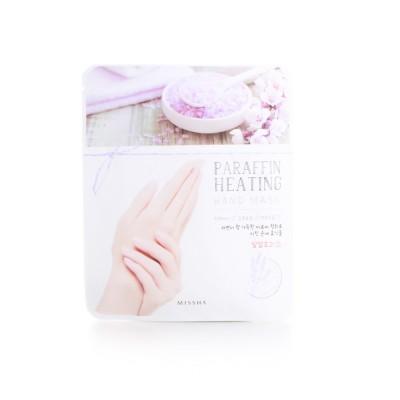 Missha Маска для рук Paraffin Heating Hand Mask, 16 г