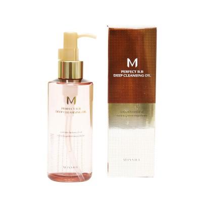 Missha Гидрофильное масло M Perfect BB Deep Cleansing Oil 200 мл