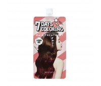 Missha Тонирующая краска для волос Seven Days Coloring Hair красная вишня, 25 мл