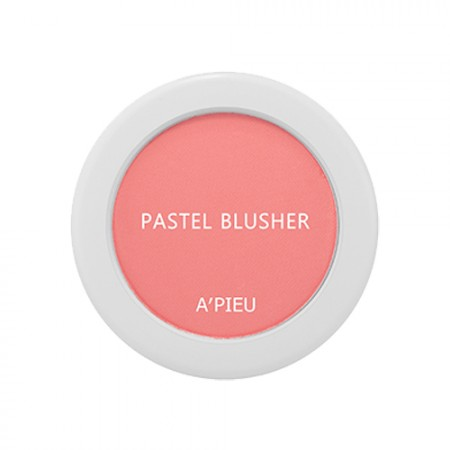 A'PIEU Компактные румяна Pastel Blusher CR01, 4,5 гр