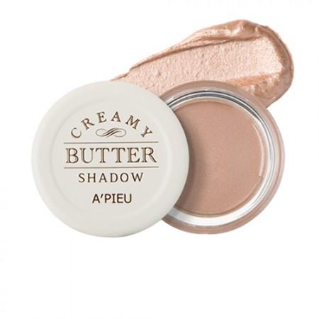 A'PIEU Кремовые тени для век Creamy Butter Shadow №3, 6 гр