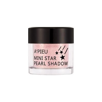 Apieu Тени для век Mini Star Pearl Shadow №2, 4,5 гр