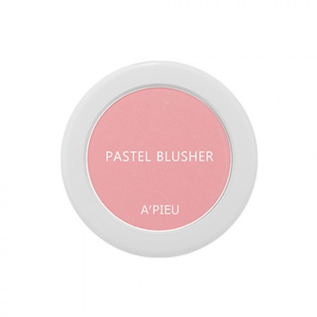 A'PIEU Компактные румяна Pastel Blusher PK03, 4,5 гр