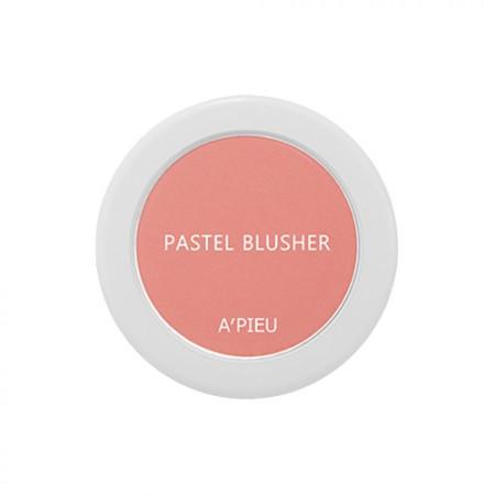 A'PIEU Компактные румяна Pastel Blusher CR03, 4,5 гр