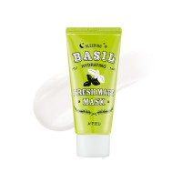 A'PIEU Ночная увлажняющая маска с экстрактом базилика Fresh Mate Basil Mask, 50 мл
