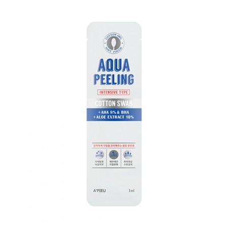 A'PIEU Интенсивный пилинг Aqua Peeling Cotton Swab Intensive, 3 мл